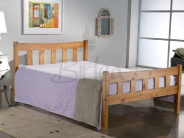 Miami Wooden Bed Frame