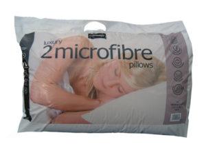 Twin Microfibre Pillows