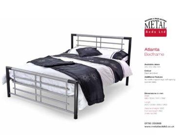 Atlanta Metal Bed Frame