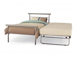 Celine Metal Guest Bed Frame