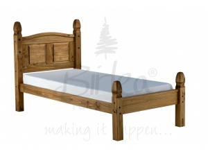 Corona Wooden Bed Frame