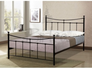 Emily Bed Frame (Black)