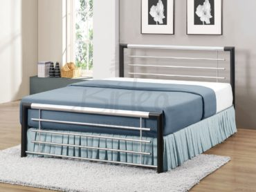 Faro Metal Bed Frame (Double)