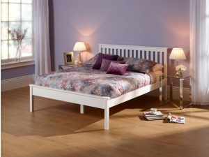 Heather Wooden Bed Frame