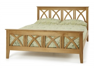 Maiden Solid Oak Bed Frame