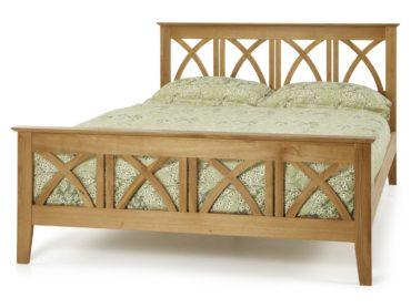 Maiden Solid Oak Bed Frame