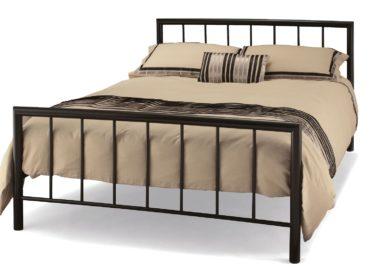 Modena Metal Bed Frame (Black)