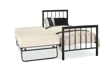 Modena Metal Guest Bed Frame