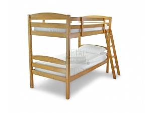 Moderna Bunk Bed (Maple Finish)