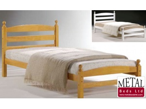 Moderna Wooden Bed Frame