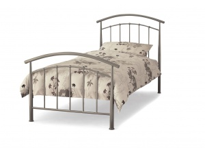 Mercury Metal Bed Frame