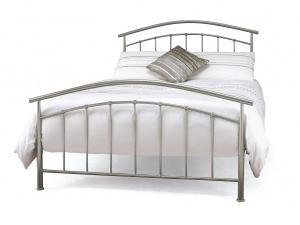 Mercury Metal Bed Frame