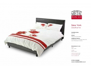 New York Bed Frame