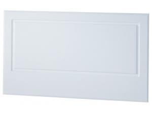 Pembroke Wooden Headboard (White)