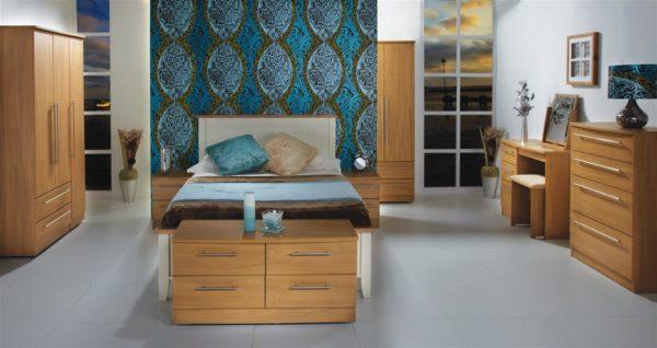 Sherwood Furniture Range (Oak Finish)