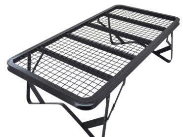 Skid Metal Bed Frame