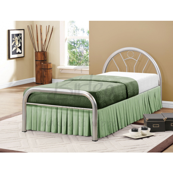 Solo Metal Bed Frame