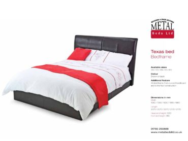 Texas Bed Frame