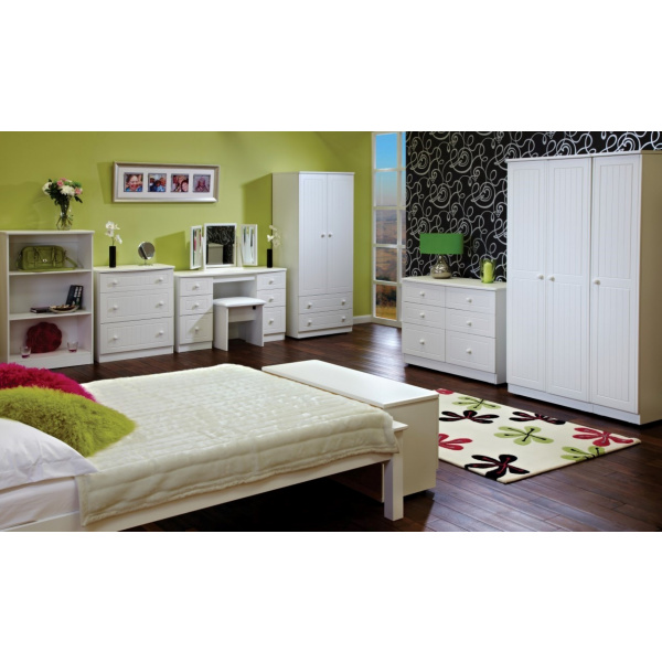 Warwick Furniture Range (White)