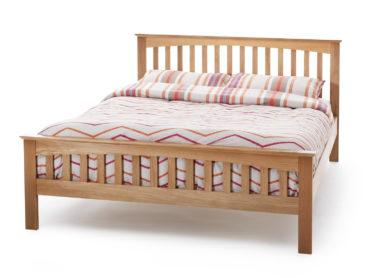 Windsor Oak Bed Frame