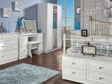Welcome Balmoral High Gloss Bedroom Furniture